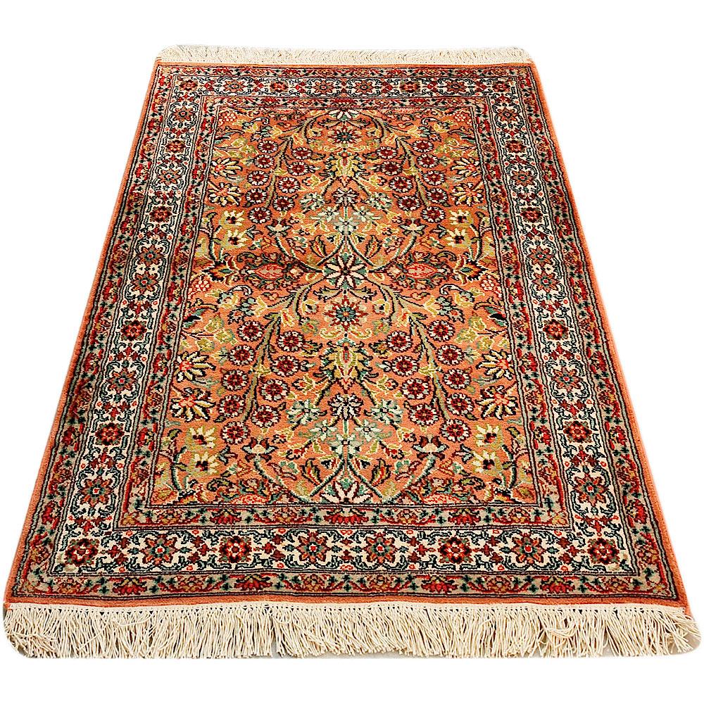 Classic Rugs :: Kashmir Silk Exclusive 94X64cm Oriental